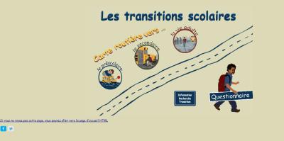 Cartes routières vers la vie - Les transitions scolaires Un production de l'Université du Québec en Outaouais