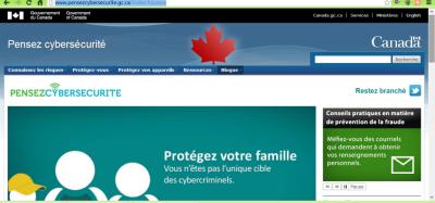 site cybersafety gouv canada